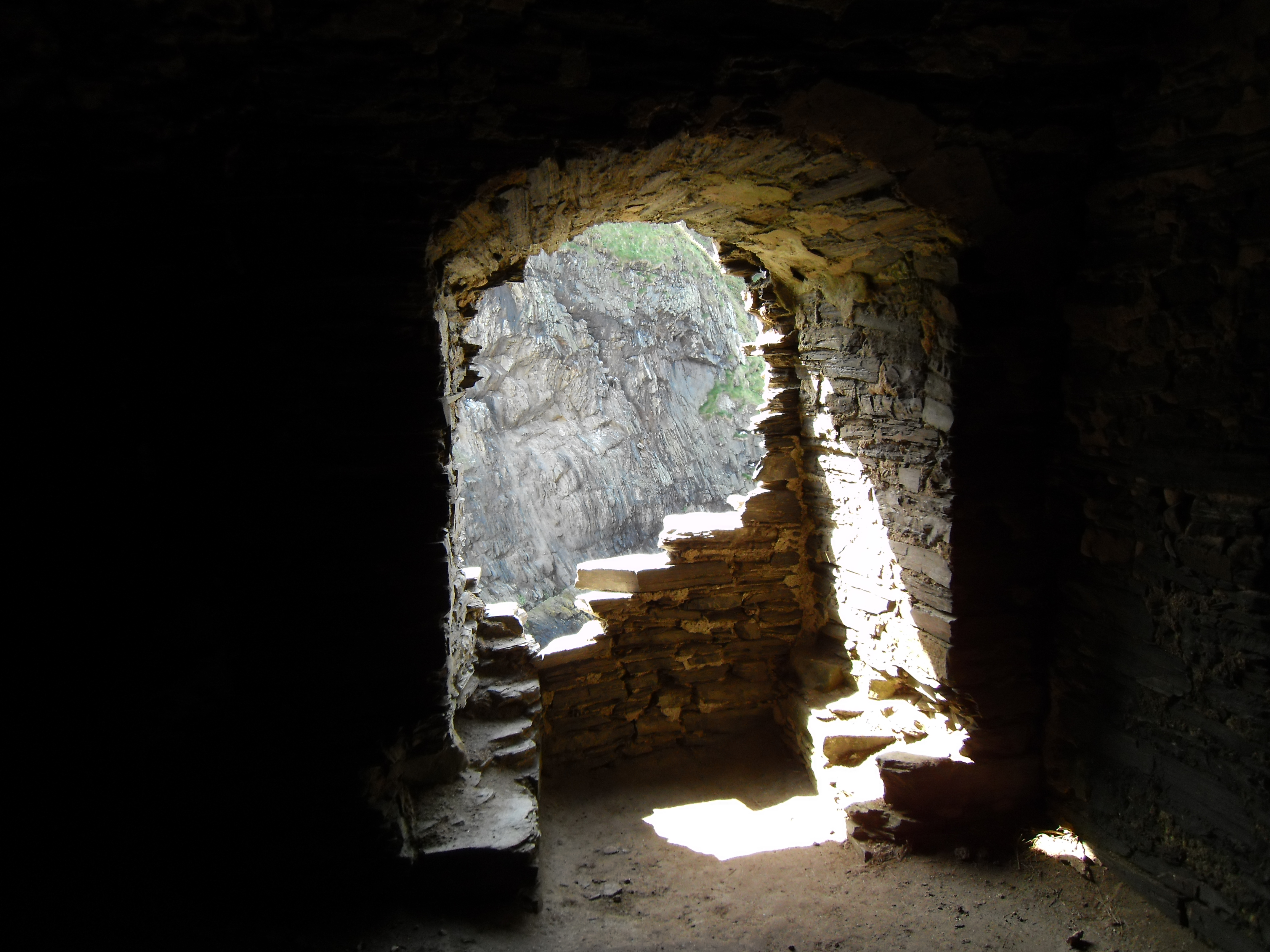 28 Inside Findlater Castle.JPG