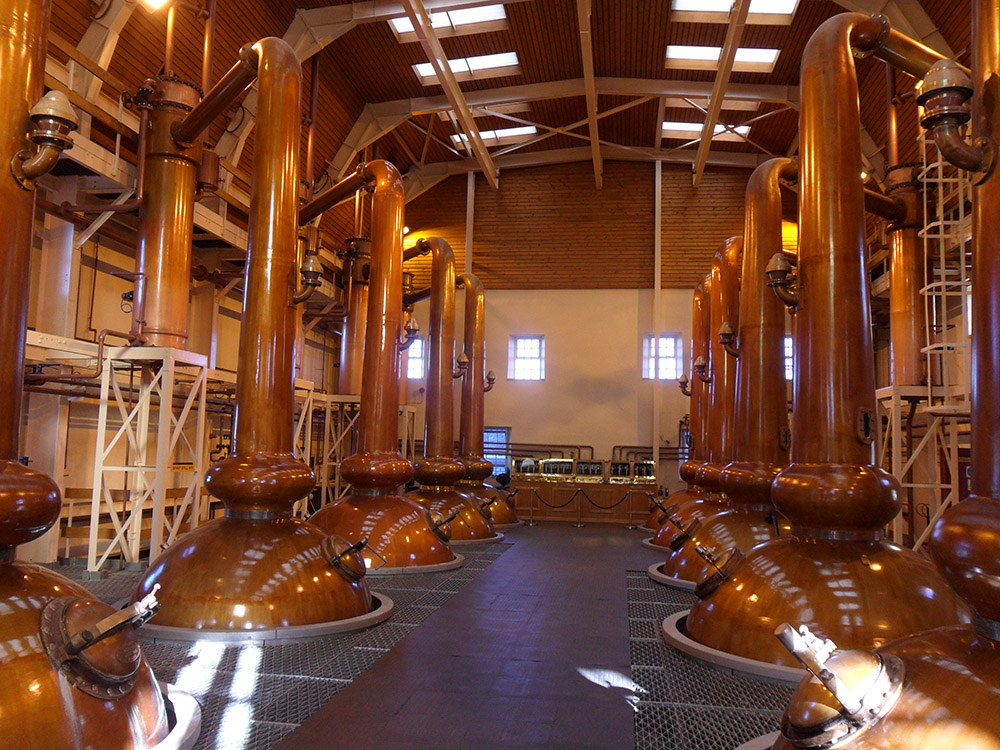 8  and the  tallest Stills in Scotland.JPG